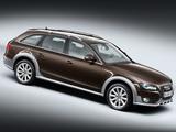 Audi A4 Allroad 3.0 TDI quattro B8,8K (2009–2011) photos
