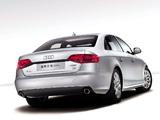 Audi A4L 3.2 FSI quattro B8,8K (2009–2011) pictures