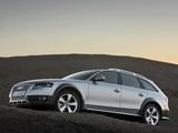 Audi A4 Allroad 2.0T quattro B8,8K (2009–2011) wallpapers