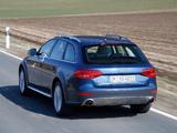 Audi A4 Allroad 3.0 TDI quattro B8,8K (2009–2011) wallpapers