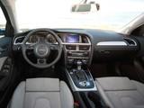 Audi A4 2.0 TDIe Sedan (B8,8K) 2012 images
