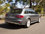 Audi A4 Allroad 2.0 TDI quattro AU-spec (B8,8K) 2012 images