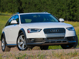 Audi A4 Allroad 2.0T quattro US-spec (B8,8K) 2012 images