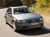Audi A4 Allroad 2.0 TDI quattro AU-spec (B8,8K) 2012 photos