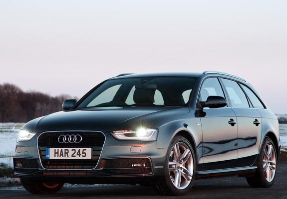 Audi A4 30 Tdi S Line Avant Uk Spec B88k 2012 Pictures
