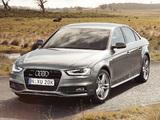 Audi A4 3.0T quattro S-Line Sedan AU-spec (B8,8K) 2012 pictures