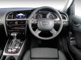 Audi A4 1.8T Sedan ZA-spec (B8,8K) 2012 pictures