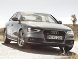 Audi A4 3.0T quattro S-Line Sedan AU-spec (B8,8K) 2012 wallpapers