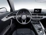 Audi A4 Avant g-tron (B9) 2017 pictures