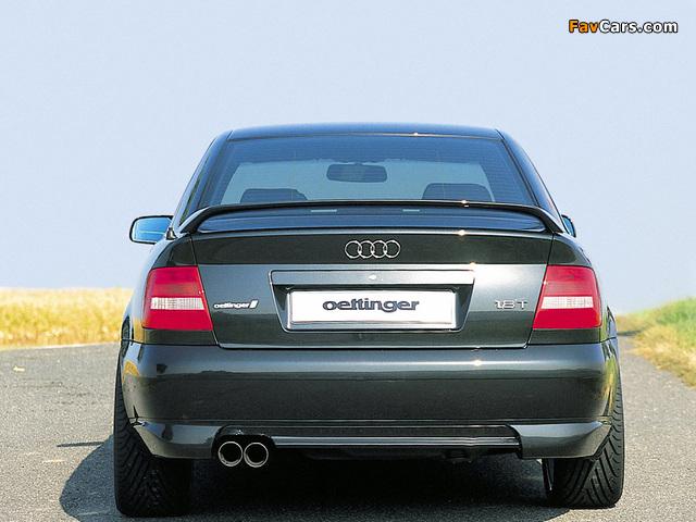 Oettinger Audi A4 Sedan (B5,8D) photos (640 x 480)