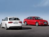 Audi A4 photos