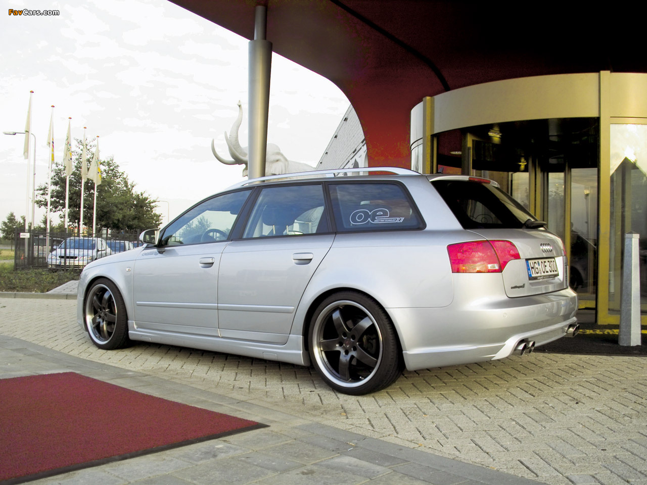 Oettinger Audi A4 Avant B7 8e Wallpapers 1280x960