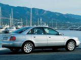 Images of Audi A4 1.8 Sedan B5,8D (1997–2000)