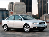 Images of Audi A4 3.0 Sedan ZA-spec B6,8E (2000–2004)