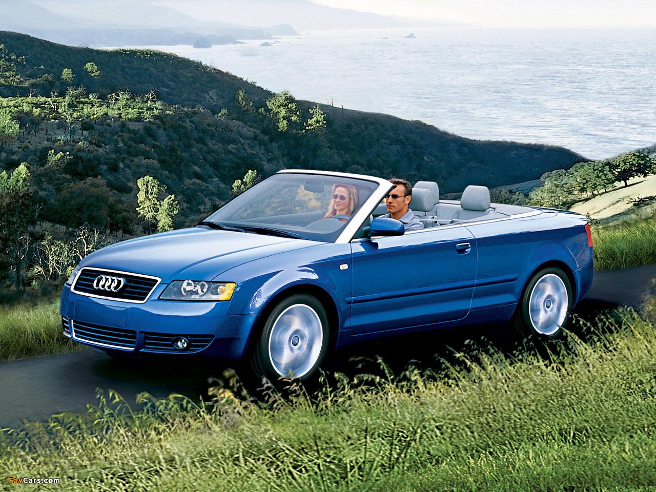 Images Of Audi A4 Cabrio Us Spec B6 8h 2001 2005 1280x960
