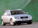 Images of Audi A4 1.9 TDI Avant B6,8E (2001–2004)
