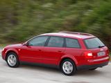 Images of Audi A4 1.9 TDI Avant ZA-spec B6,8E (2001–2004)