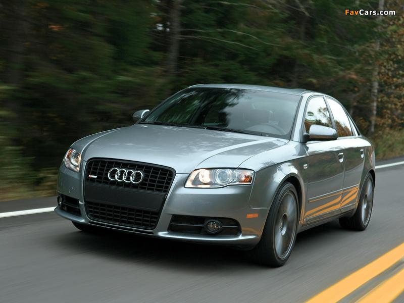 Images Of Audi A4 2 0t S Line Sedan Us Spec B7 8e 2004