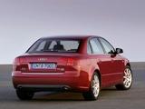 Images of Audi A4 3.0 TDI quattro Sedan B7,8E (2004–2007)