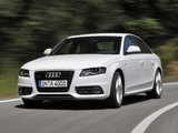 Images of Audi A4 3.2 FSI quattro S-Line Sedan B8,8K (2007–2011)