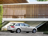 Images of Audi A4 2.0T quattro Avant US-spec B8,8K (2008–2011)