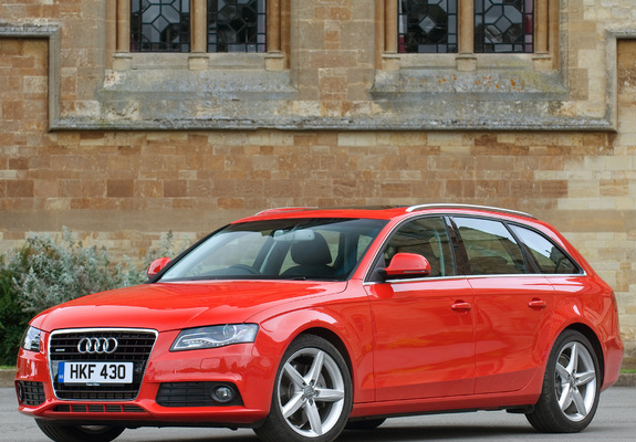 images of audi a4 3 0 tdi quattro avant uk spec b8 8k. Black Bedroom Furniture Sets. Home Design Ideas