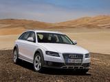 Images of Audi A4 Allroad 2.0T quattro B8,8K (2009–2011)