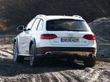 Images of Audi A4 Allroad 3.0 TDI quattro B8,8K (2009–2011)