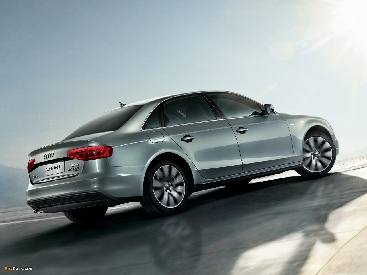 Images Of Audi A4l 40 Tfsi Quattro B8 8k 2012 1280x960