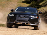 Images of Audi A4 Allroad 2.0T quattro US-spec (B8,8K) 2012