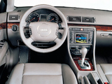 Photos of Audi A4 3.0 quattro Sedan B6,8E (2000–2004)