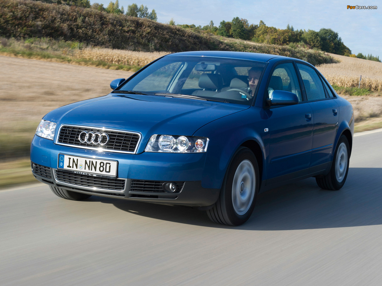 Photos Of Audi A4 1 8t Sedan B6 8e 2000 2004 1280x960