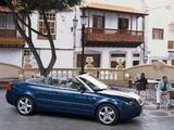 Photos of Audi A4 3.0 Cabrio B6,8H (2001–2005)