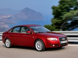 Photos of Audi A4 3.0 TDI quattro Sedan B7,8E (2004–2007)
