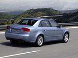 Photos of Audi A4 2.0T Sedan B7,8E (2004–2007)