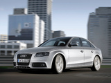 Photos of Audi A4 2.0 TDI Sedan B8,8K (2007–2011)