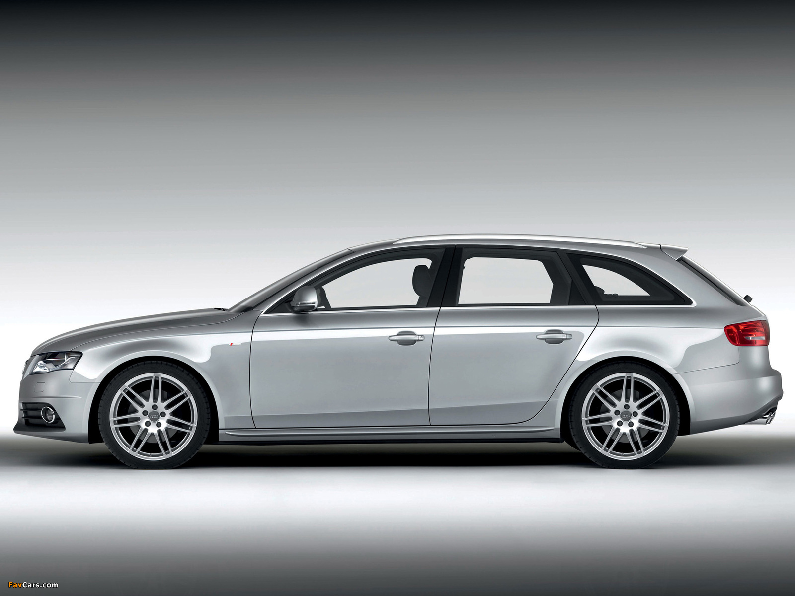 Photos Of Audi A4 1 8t S Line Avant B8 8k 2008 2011