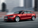Photos of Audi A4 2.0 TDI Avant B8,8K (2008–2011)