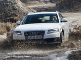 Photos of Audi A4 Allroad 3.0 TDI quattro B8,8K (2009–2011)