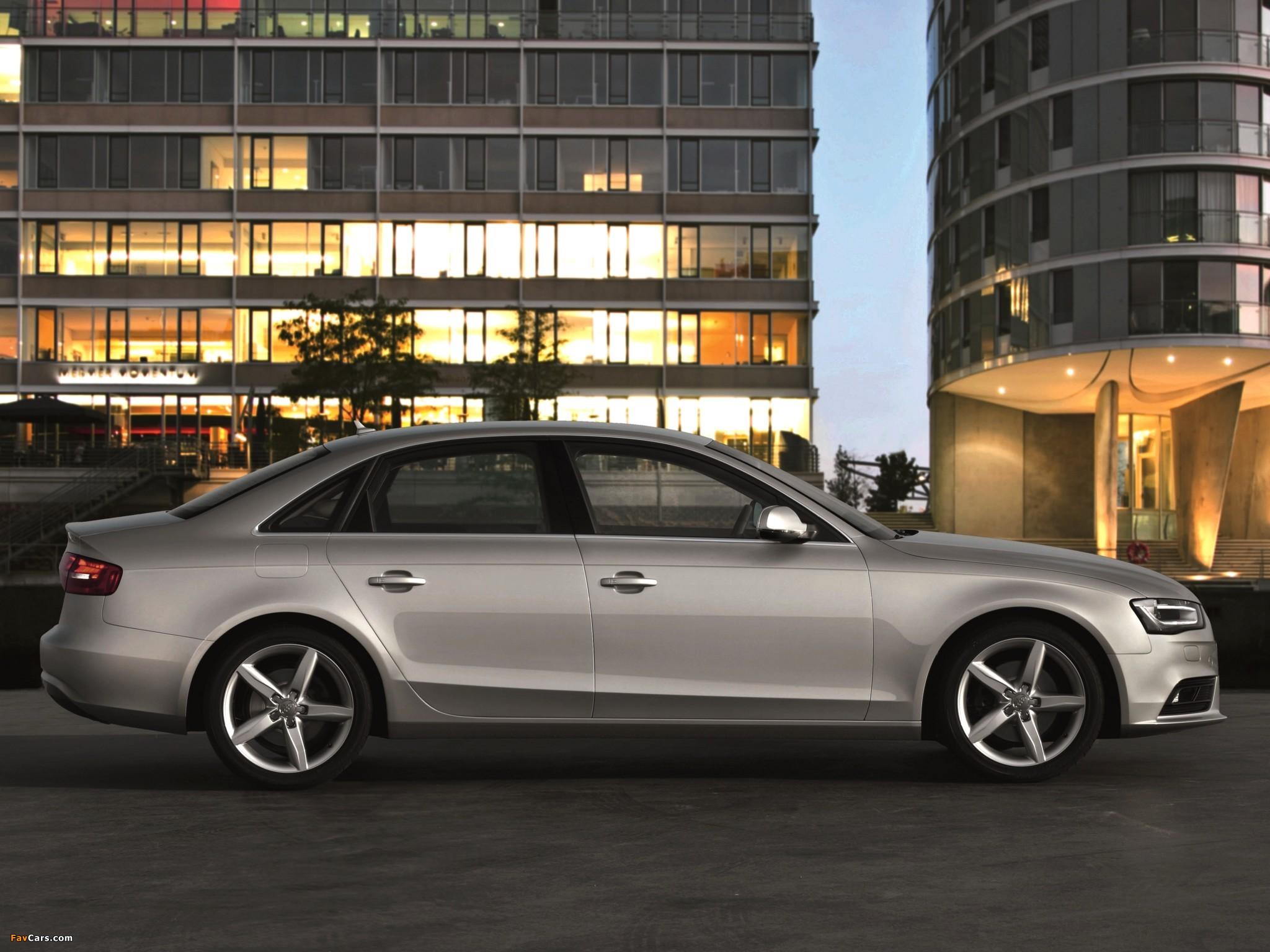 Photos Of Audi A4 2 0 Tfsi Sedan B8 8k 2012 2048x1536