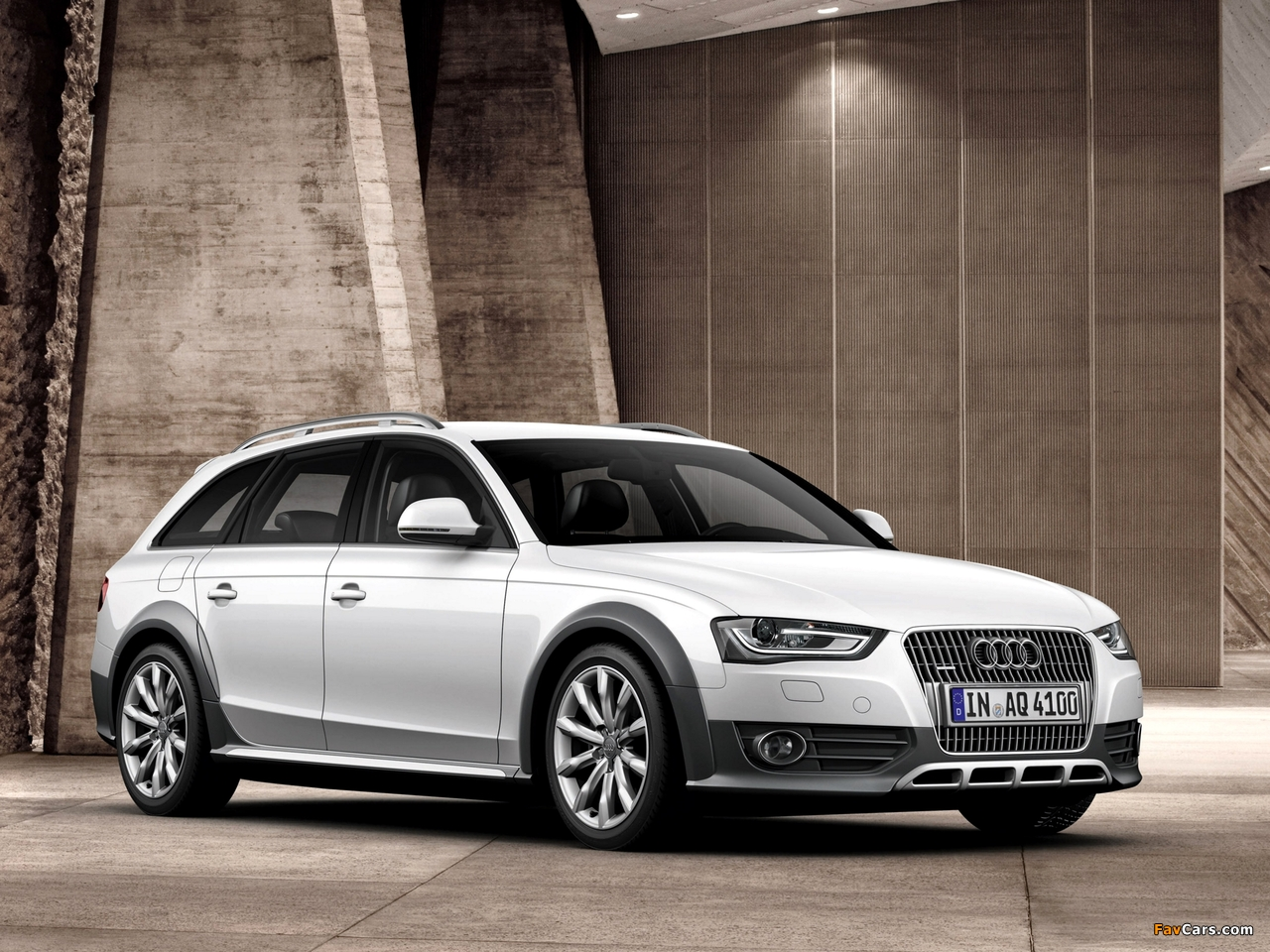 photos of audi a4 allroad 3 0 tdi quattro b8 8k 2012 1280x960. Black Bedroom Furniture Sets. Home Design Ideas