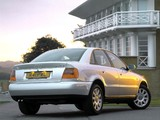 Pictures of Audi A4 Sedan UK-spec B5,8D (1997–2000)