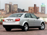 Pictures of Audi A4 3.0 Sedan ZA-spec B6,8E (2000–2004)