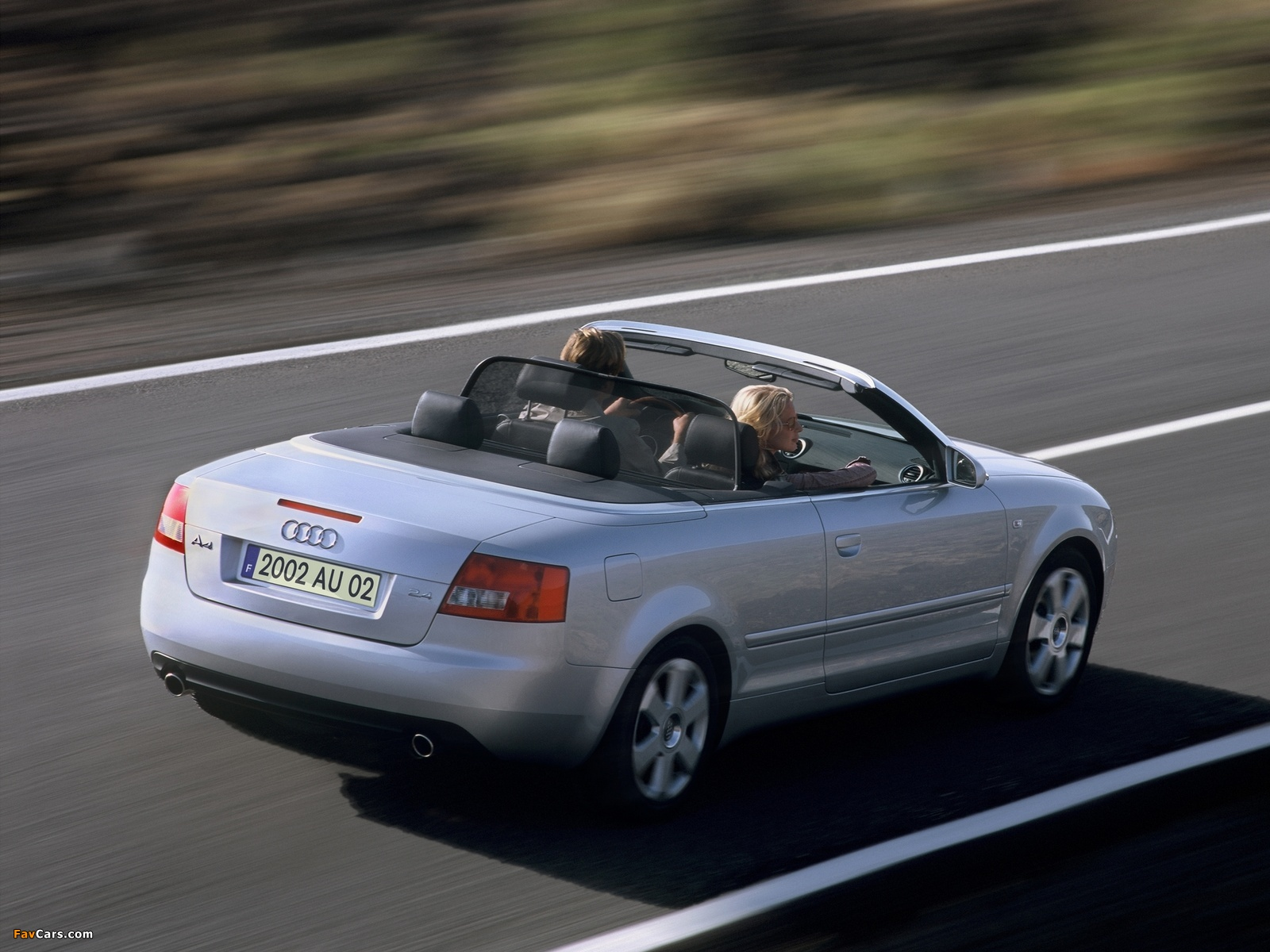 Pictures Of Audi A4 2 4 Cabrio B6 8h 2001 2005 1600x1200