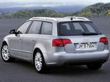 Pictures of Audi A4 3.2 TDI quattro Avant B7,8E (2004–2008)