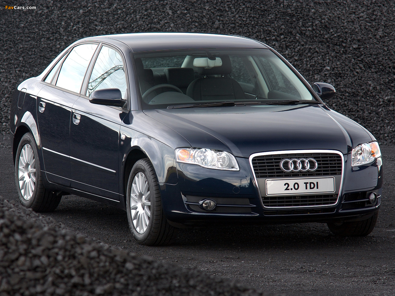 Pictures Of Audi A4 2 0 Tdi Sedan Za Spec B7 8e 2004 2007