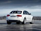 Pictures of Audi A4 3.2 FSI quattro S-Line Sedan B8,8K (2007–2011)