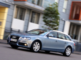 Pictures of Audi A4 2.0 TDI Avant B8,8K (2008–2011)