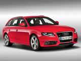 Pictures of Audi A4 3.0 TDI quattro Avant B8,8K (2008–2011)
