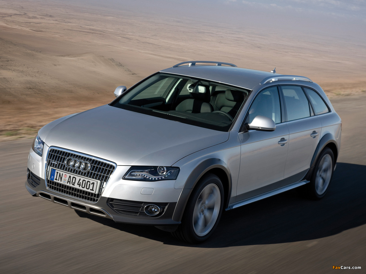 Pictures Of Audi A4 Allroad 2 0t Quattro B8 8k 2009 2011
